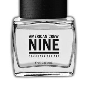 American Crew Nine Fragrance Men's Range