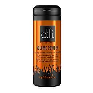 Tube of D:Fi volume powder example